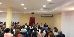 Nuestra primera charla-coloquio sobre altas capacidades intelectuales en Murcia