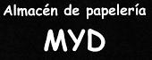 Almacen de Papelería MyD