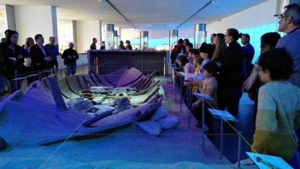 Vista al Museo ARQUA