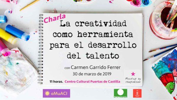 Charla sobre Creatividad